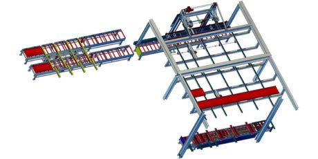 Stahlbaubühne