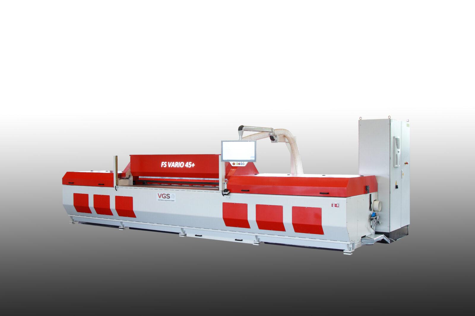 Sondermaschinen für die Säge-, Fräs- und Bohrtechnik